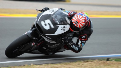 Zarco sets the pace in intermediate class test