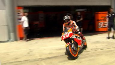 Sepang Test 1 Day 3: Highlights
