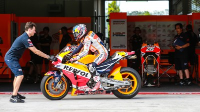 Aurin: 'The key for Dani is to be a little more aggressive'