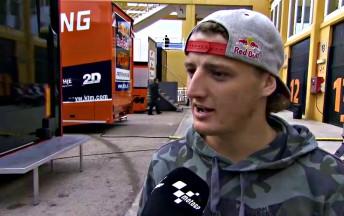 Miller besucht Valencia beim Test