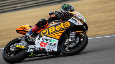 Lowes & Zarco pleased with Moto2™ Valencia start