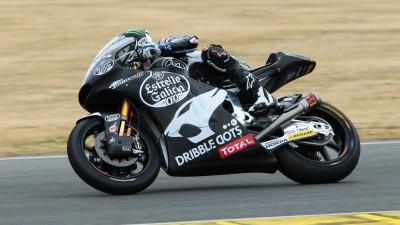 Álex Márquez: 'No es posible pilotar la Moto2 como la Moto3'