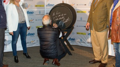 MotoGP™ Legend Agostini honoured in Jerez