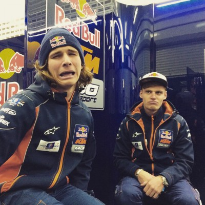 Guess what - me and @bradbinder41 are not super happy