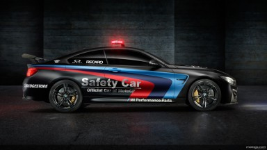BMW MotoGP™ Safety Car fleet