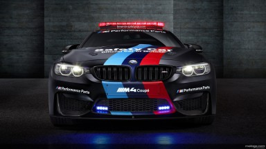 BMW MotoGP™ Safety Car fleet
