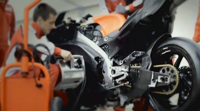 Video: Ducati unveil the GP15