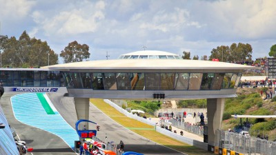 Próxima paragem Jerez depois de tempo instável de Valência