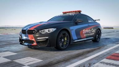 El BMW M4 Coupé, Safety Car de MotoGP™