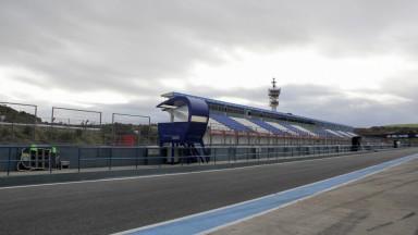 Moto2™ & Moto3™ Jerez test underway