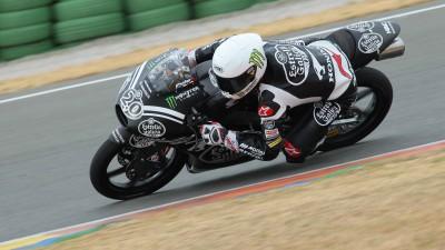 Quartararo na frente no início do Dia 2 em Jerez