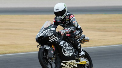 Quartararo shows unbeatable pace at Jerez Moto3™ Test day 2
