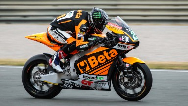 Lowes sets rapid Jerez pace on day two of Moto2™ test