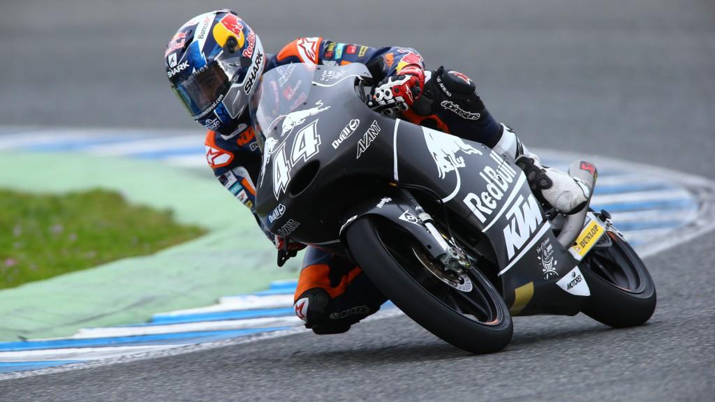 Red Bull KTM Ajo, Jerez Test