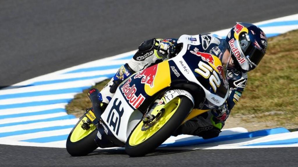 Danny Kent, Leopard Racing, Jerez Test