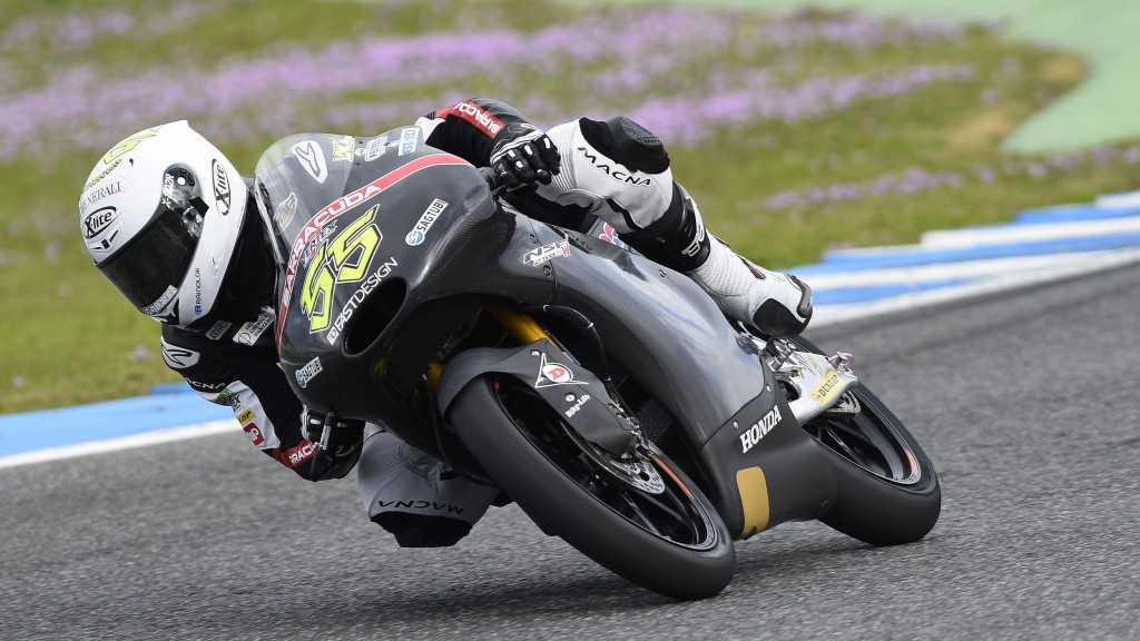 Junior Team Gresini Moto3, Jerez Test