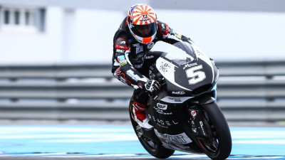 Johann Zarco finishes top in Moto2™ Jerez test