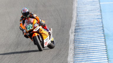 Sam Lowes, Speed Up Racing, Jerez Test
