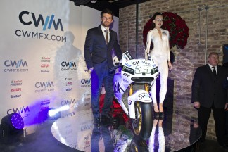 CWM LCR Honda team official launch
