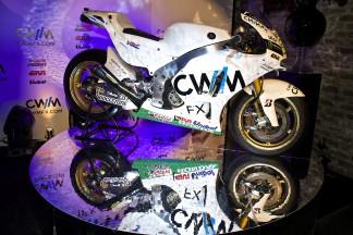 CWM LCR Honda team official launch