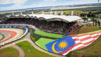 El paddock de MotoGP™ prepara el segundo test en Sepang
