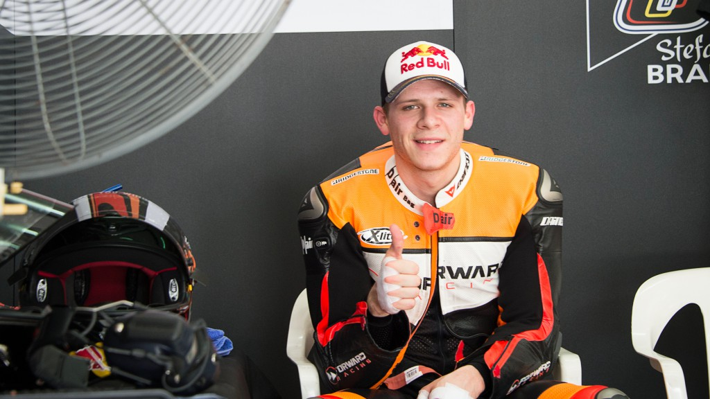 Stefan Bradl, Forward Racing, MotoGP Sepang Test II