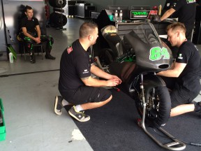 SIC Racing Team - Sepang Test