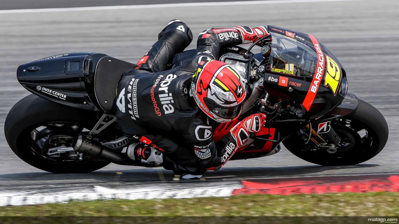 motogp.com · Alvaro Bautista, Aprilia Racing Team Gresini, MotoGP Sepang Test II