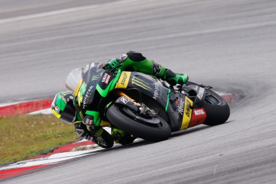 Espargaro shines on first day of Sepang 2