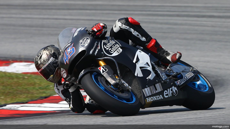 motogp.com · Scott Redding, Estrella Galicia 0,0 Marc VDS, MotoGP Sepang Test II