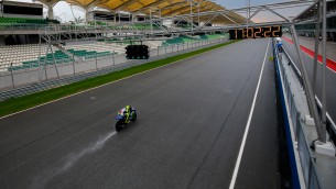 Test Sepang 2 Day 1 Final day Report