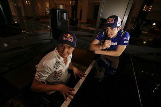 Viñales y Miller hablan de su debut en MotoGP™