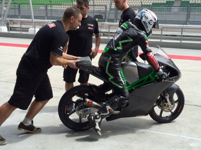 SIC Racing complete 3-day Moto3™ test at Sepang