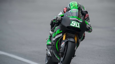 Drive M7 riders make quick improvements from first test