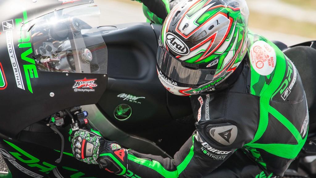 Drive M7 Aspar, MotoGP Sepang Test II