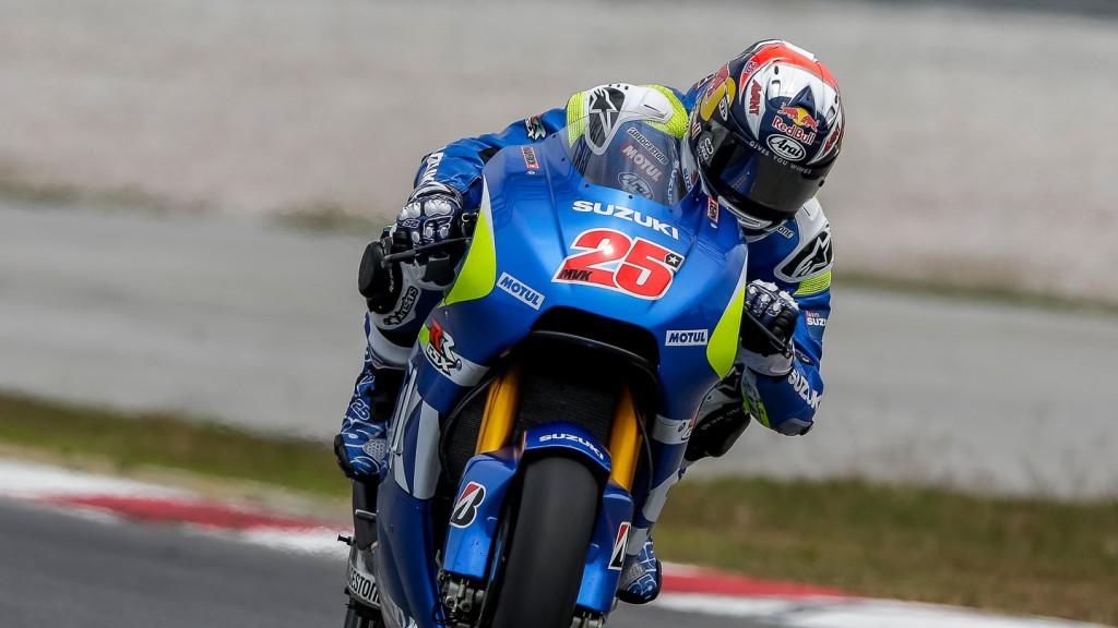Team Suzuki MotoGP, Sepang Test II