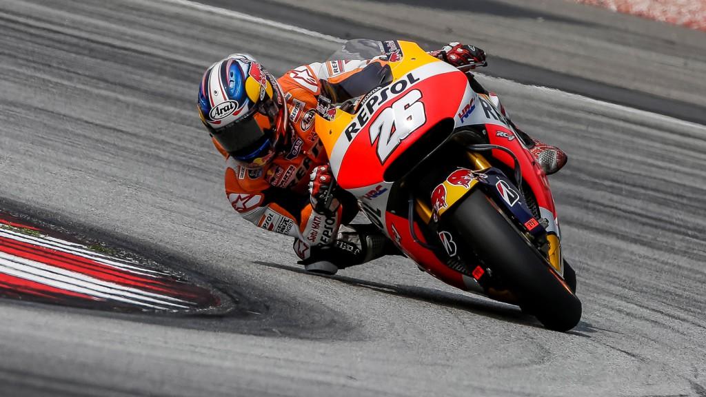 Repsol Honda Team, MotoGP Sepang Test II