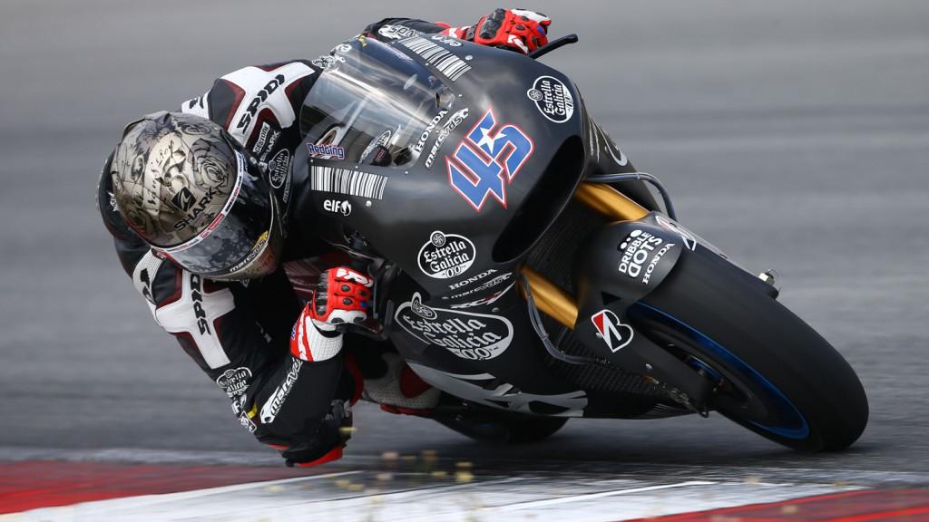 Scott Redding, Estrella Galicia 0,0 Marc VDS, MotoGP Sepang Test II