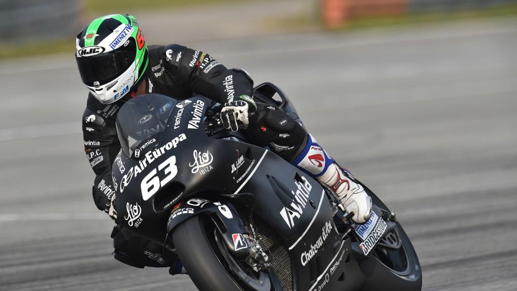 Avintia Racing, MotoGP Sepang Test II