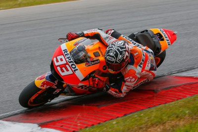 Marquez back at the top after day 2 of Sepang test