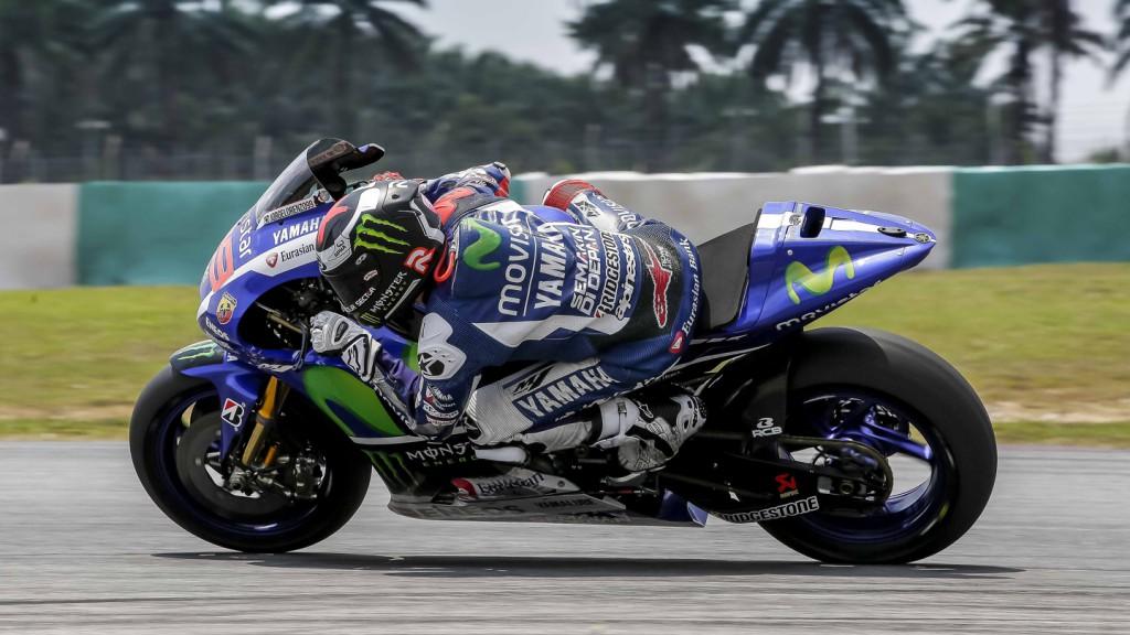 Movistar Yamaha MotoGP, MotoGP Sepang Test II