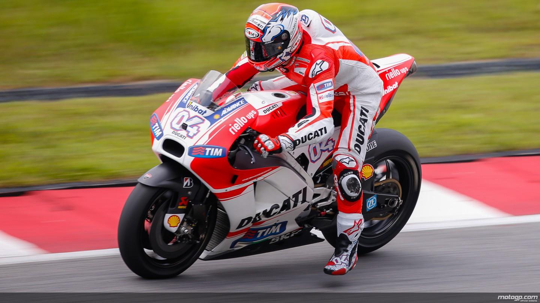 MotoGP test Sepang 2015, Dovizioso
