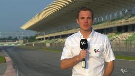 Check out our trackside morning update from motogp.com reporter Dylan Gray to find out what we can expect from day 2 at the Sepang test.