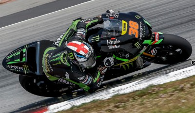 Bradley Smith: 'Today was a really positive day'