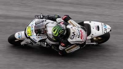 Crutchlow: 'I felt good and comfortable on the bike'
