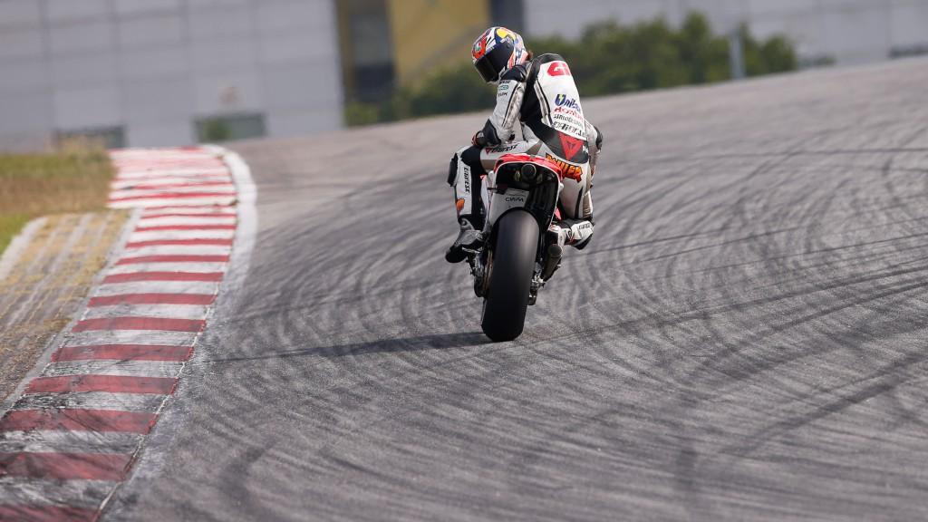 Jack Miller, CWM LCR Honda, MotoGP Sepang Test II