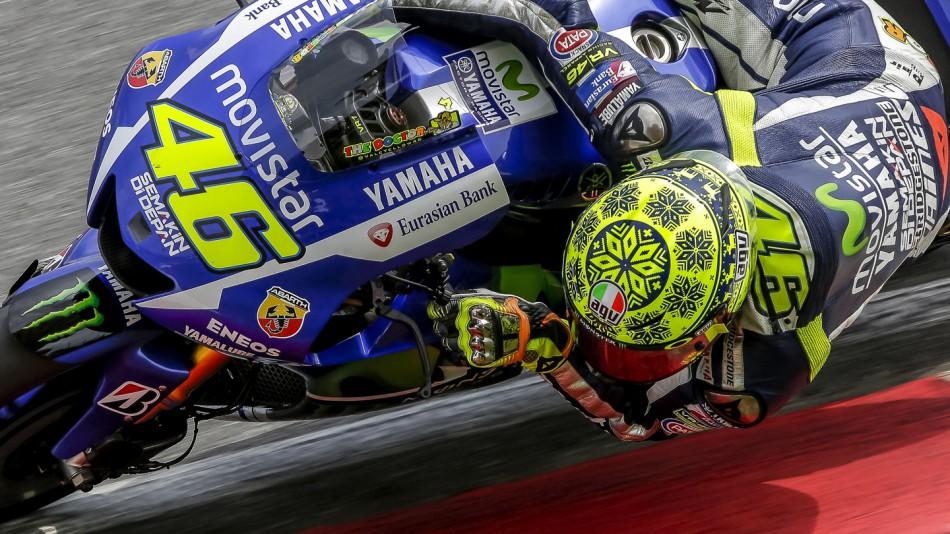 Rossi : Seharusnya Saya Bisa di Posisi Tiga Besar