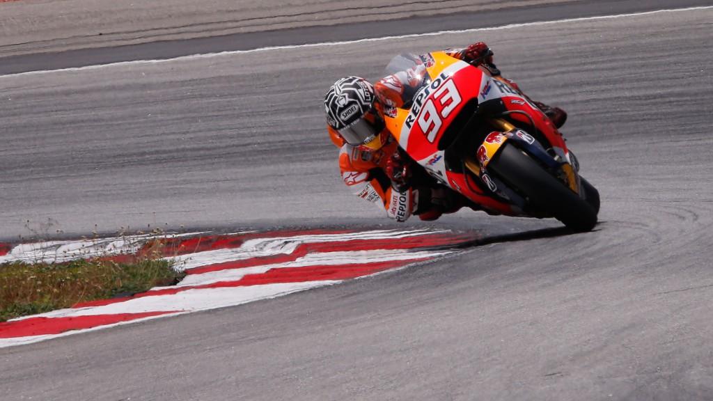 Marc Marquez, Repsol Honda Team, MotoGP Sepang Test II