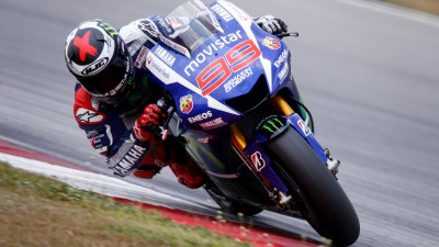 Lorenzo: 'Today I got the best lap in Sepang ever for me'