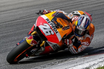 Pedrosa: 'Overall this test went well'